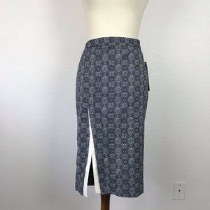 The Limited Luxe High Waist Pencil Skirt SK177
